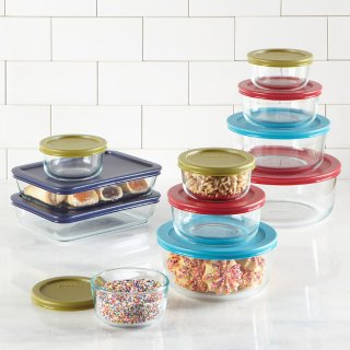 Pyrex Simply Store 22-pc. Food Storage Set