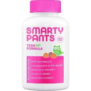 SmartyPantsTeen Girl Formula Multivitamin Gummies | Vitamin World