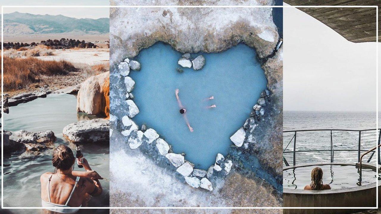 加州温泉必去TOP10攻略 | 治愈身心、净化眼球的冬日温泉好去处,就在这一篇!