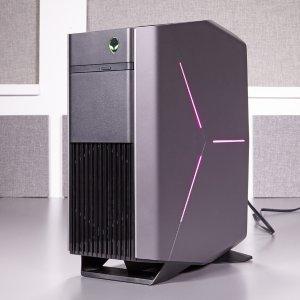 $1411.19Alienware Aurora (i7 9700, 16GB, 2070 SUPER, Liquid Cooling, 1TB SSD)