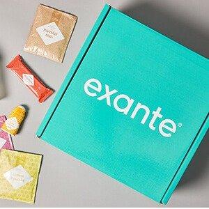 折上额外8.6折 每月订购可DIY黑五独家:Exante 减脂计划套装促销 平均每天€2.9搞定一日三餐