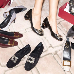 Up to 40% Off + Up to 15% Off Roger Vivier Event @ Reebonz