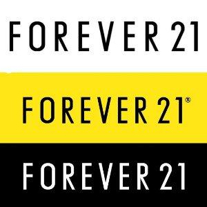 全场折扣单品额外6折 $6收T恤Forever 21 折扣区折上折 无敌白菜价美衣囤货好时机