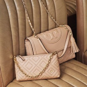 Extended: Up to 30% Off + Extra 30% OffFleming Style Handbags @ Tory Burch