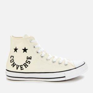 Converse笑脸帆布鞋