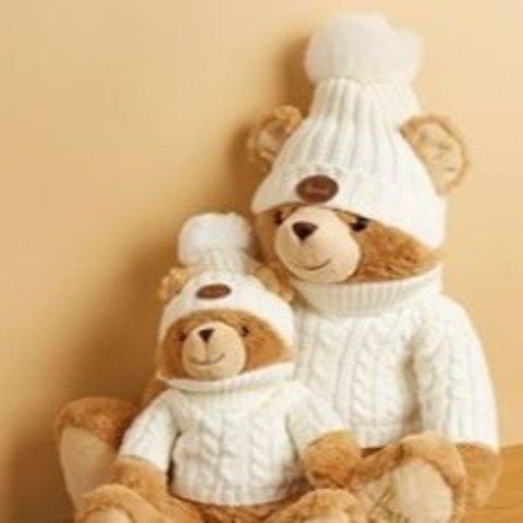 限时第二个半价 £22收圣诞小熊Harrods 2019圣诞小熊英国上市 每年的纪念小熊来啦