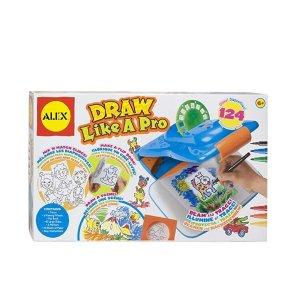 $13.55(原价$53)ALEX 儿童绘画工具套装,荣获大奖