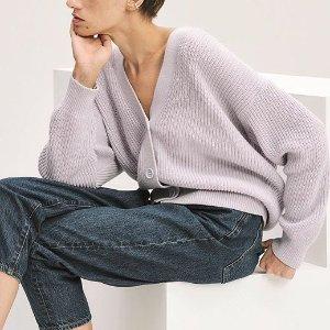 $19.9起 清爽配色开启新一年Uniqlo 新款春装针织衫、毛衣等热卖