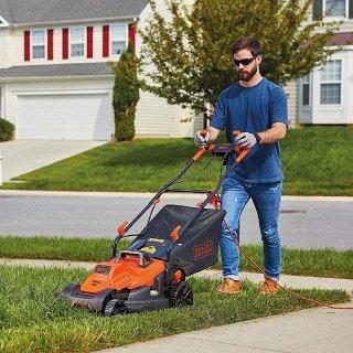 $88.38BLACK+DECKER BEMW472BH Electric Lawn Mower