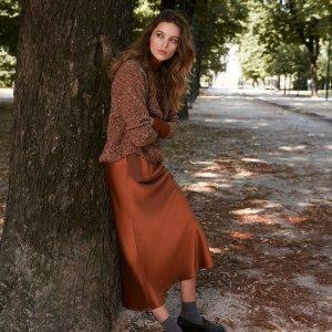8折 牛油果绿毛衣$188Neiman Marcus 毛衣热卖,入秋穿搭先人一步