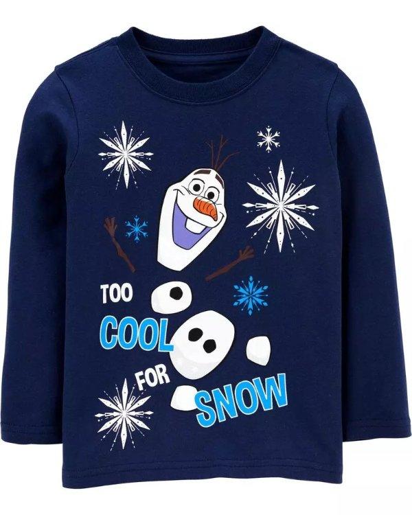 小童 Frozen 2  T恤