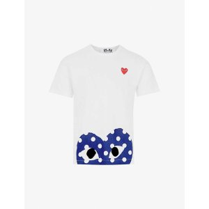 Comme des Garcons Play小桃心T恤