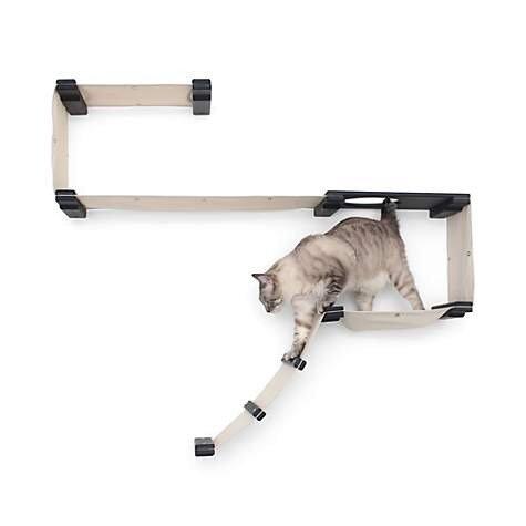 CatastrophiCreations 墙壁猫爬架