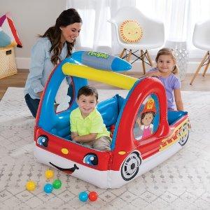 低至5折+额外7折+送礼券最后一天:Fisher Price 儿童玩具特卖 益智动手玩不腻