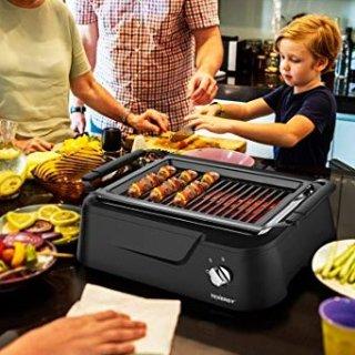 $119.99Tenergy 家用烤肉机电烤盘