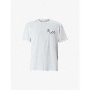 AllSaints白色短袖