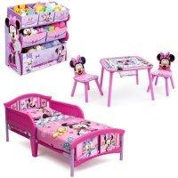 $99.98Toddler Bedroom Set with BONUS Toy Organizer