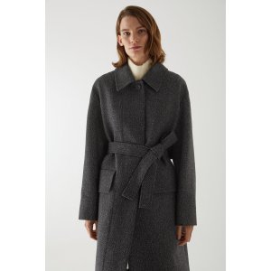 COS羊毛大衣