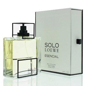 Loewe独家8.3折,用码MOON17- Solo Esencial 淡香水 100ml