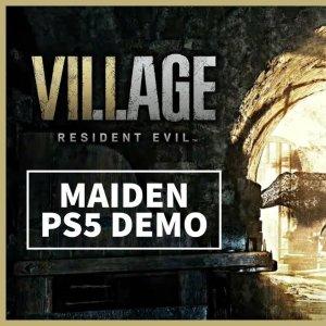 免费试玩《生化危机 村庄》PS5 试玩 Demo, 生化系列最新作品