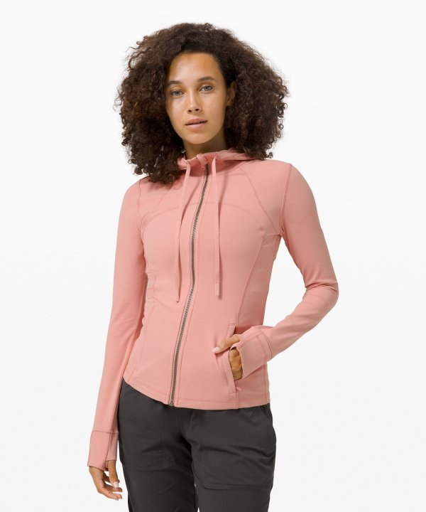 Hooded Define 女士外套