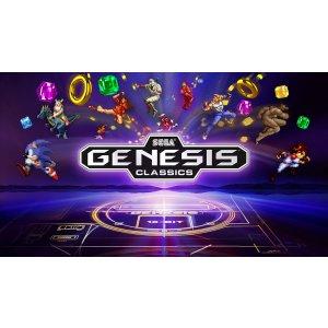 SegaGenesis 经典合集 Switch 数字版