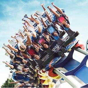 $85玩一秋天Busch Gardens Fun Card 热卖