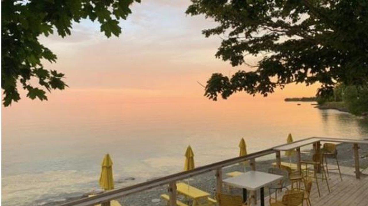 打卡必去!多伦多湖景/花园/城堡露天餐厅Patio推荐