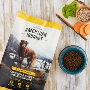 Buy 1 Get 1 FreeAmerican Journey Pet Food on Sale @ Chewy