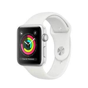 $299.99(原价$369.99)Apple Watch Series 3 GPS版本 iWatch离你最近的时刻之一