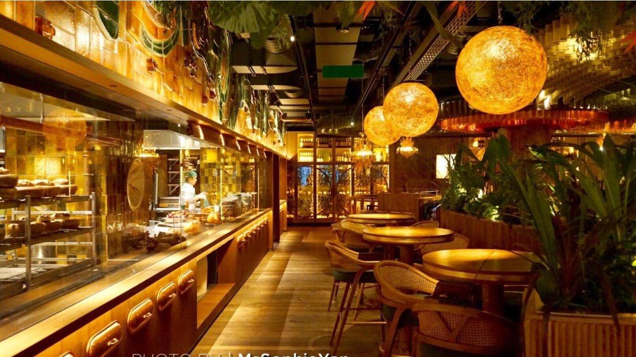 伦敦|马德里最炙手可热的餐厅Amazonico强势登陆伦敦!