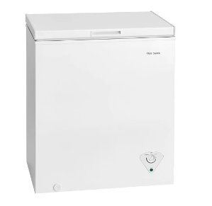 $159.99Frigidaire 5.0 cu ft Chest Freezer White