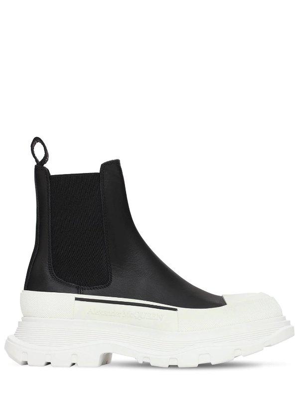 TREAD 厚底靴