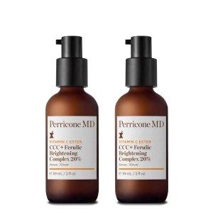 Perricone MDVitamin C Ester CCC + Ferulic Brightening Complex 20% Duo