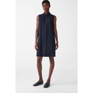 COS衬衫裙