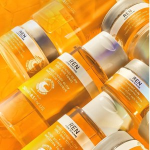 25% Off+GWPDealmoon Exclusive: REN Skincare Flash Sale