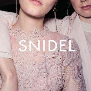 新品限时8.5折+一周到手上新:SNIDEL 2020春夏系列上线 仙女日杂风 唤醒春日衣橱