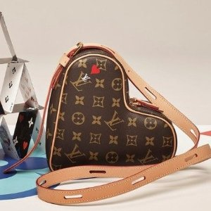 5折起!£54收老花钱包上新:Louis Vuitton 二手低价收 收老花Speedy、Neverfull、五合一