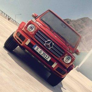 40周年广告 重新定义重力越野迷的终极浪漫 Mercedes-Benz G级 SUV