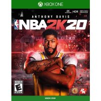 NBA 2K20 Xbox One 实体版