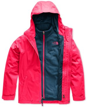 All for $99.99 The North Face Kids Triclimate Sale @ macys.com