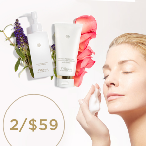 2/$59Spring Cleanser Sale @ Eve by Eve's