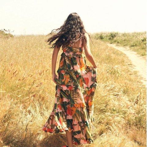 低至3折 碎花裙$34Shopbop 美裙专场,穿上心爱的裙子去度假吧!