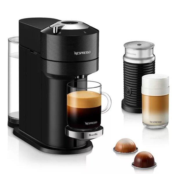 Vertuo Next Premium 胶囊咖啡机 奶泡机组合