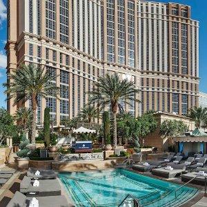 低至7.5折,仅$119/晚Hotels 拉斯维加斯度假村促销 5星豪华酒店好价入住 免费取消