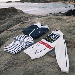 6折+买4件享8折Nautica 父亲节服饰折上折限时促销