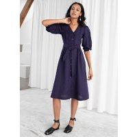 紫色连衣裙 多色
