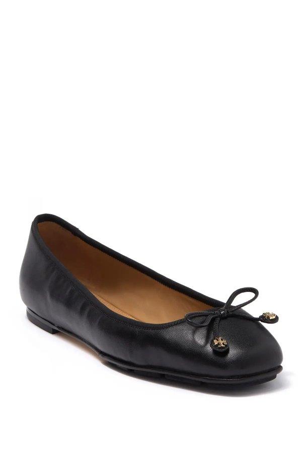 Laila 蝴蝶结平底鞋