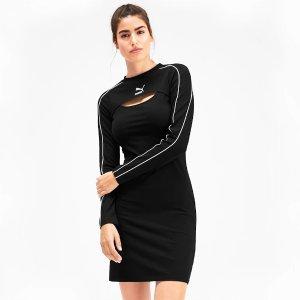 Puma封面款黑色连衣裙