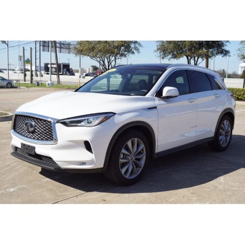 Certified Pre-Owned 2019 INFINITIQX50 Luxe SUV